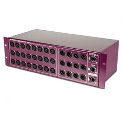 Remote Stage Boxes and Speaker Management