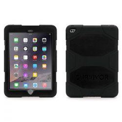 Apple iPad Air with Griffin Survivor Case