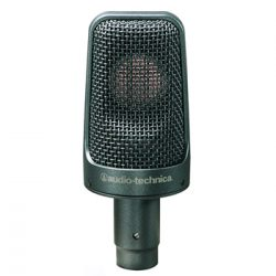 Audio Technica AE3000 Microphone and Bag