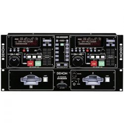 Denon DN-M2300R DJ Twin Mini Disc Player