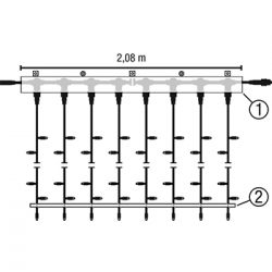 Drape Lite Universal Mounting Track