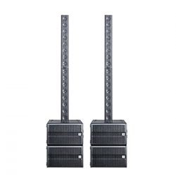 HK Audio Elements Smart Base System + 2 x E110 AS Subs and 2 x E835 Mid High