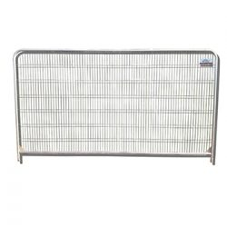 Heras Fencing Panel (Round Top)