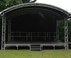 Performance Stage 19ft x 16ft D-Sum7 (4.3ft)