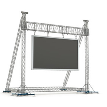 Screen Towers, Line Array Towers and Supports