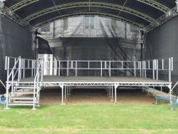 Performance Stage 26ft x 20ft D-Sum 6 (3.7ft)