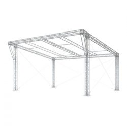 Milos MR2 Covered Roof 12m x 10m Sloping Roof