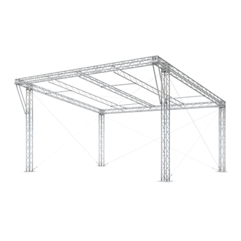 Sloping Roof Stages