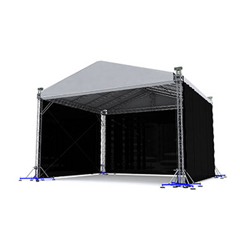 Pitched Roof Stages