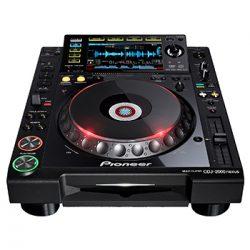 Pioneer CDJ-2000 Nexus Pro-Grade Digital DJ Deck