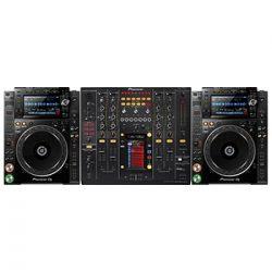 Pioneer DJM-2000NXS and 2 x CDJ-2000NXS2 Package