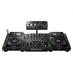 Pioneer DJM-900NXS and 2 x CDJ-2000NXS and RMX1000 Package