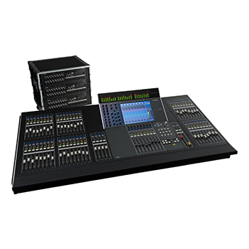 Audio Mixing Desks